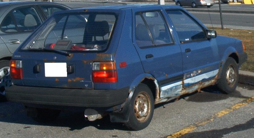 Nissan Micra Wikipedia Autos Post
