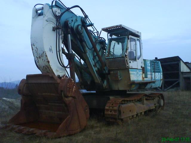Power Shovel,Heavy Equipment Used in Construction