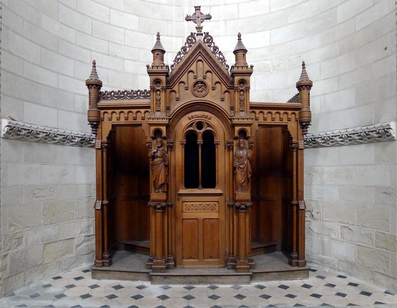 Fichier:P1020248 Angers Eglise de la Trinité niche et confessionnal rwk.JPG  — Wikipédia