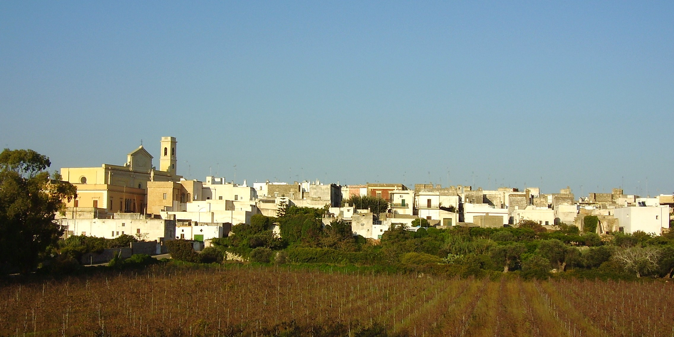 Salve Puglia Cartina.Salve Apulia Wikipedia