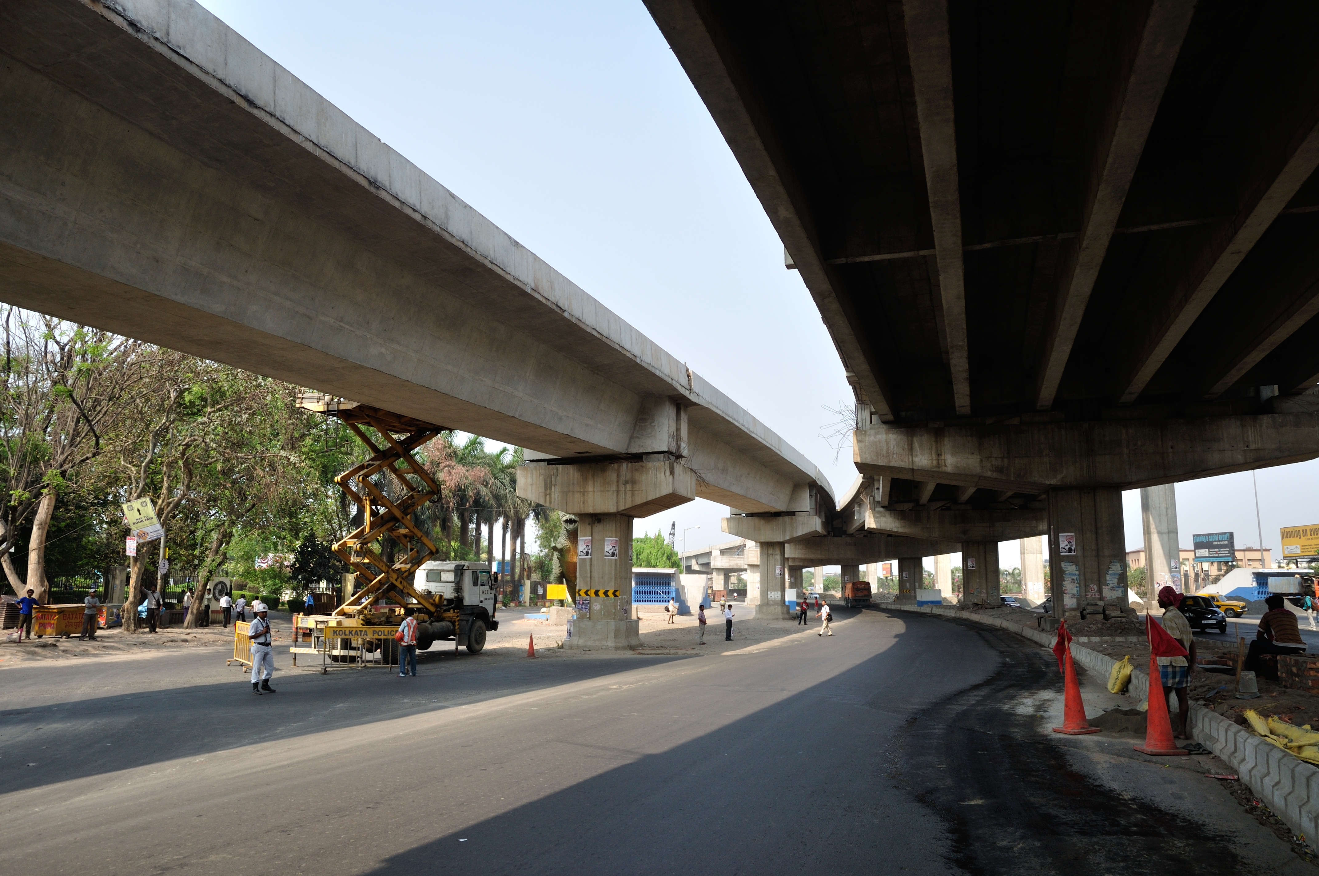 flyovers under construction in bangalore dating