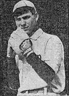 Pembroke Finlayson American baseball player