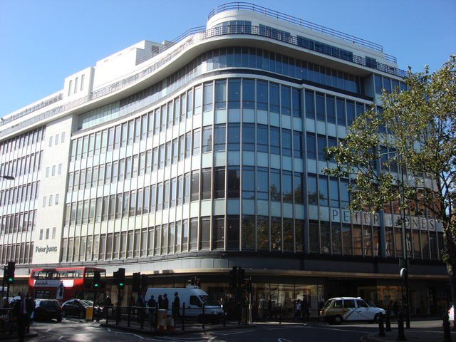 Peter Jones (department store) - Wikipedia