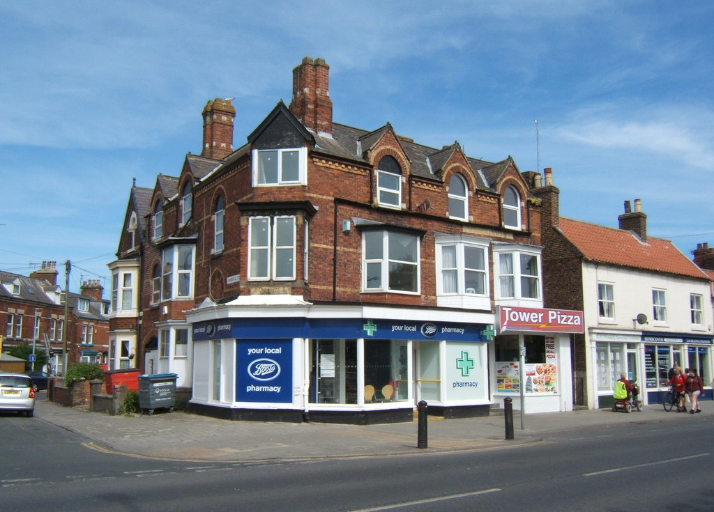 Filepharmacy On Quay Road Bridlington Geograph 5823521