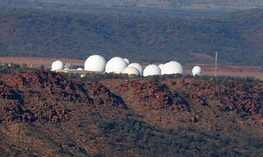 Wikileaks Disclosure About Ultra Secret NSA Military Base at Pine Gap (Area 51 of Australia)  Pine_Gap
