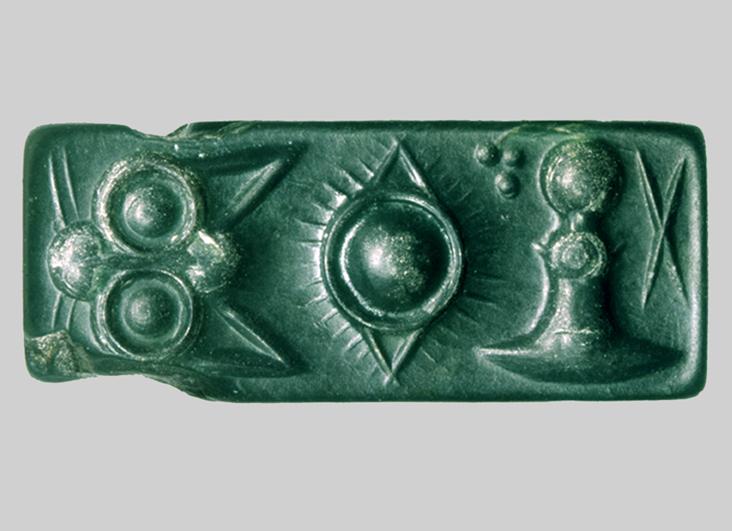 Minoan stone seal