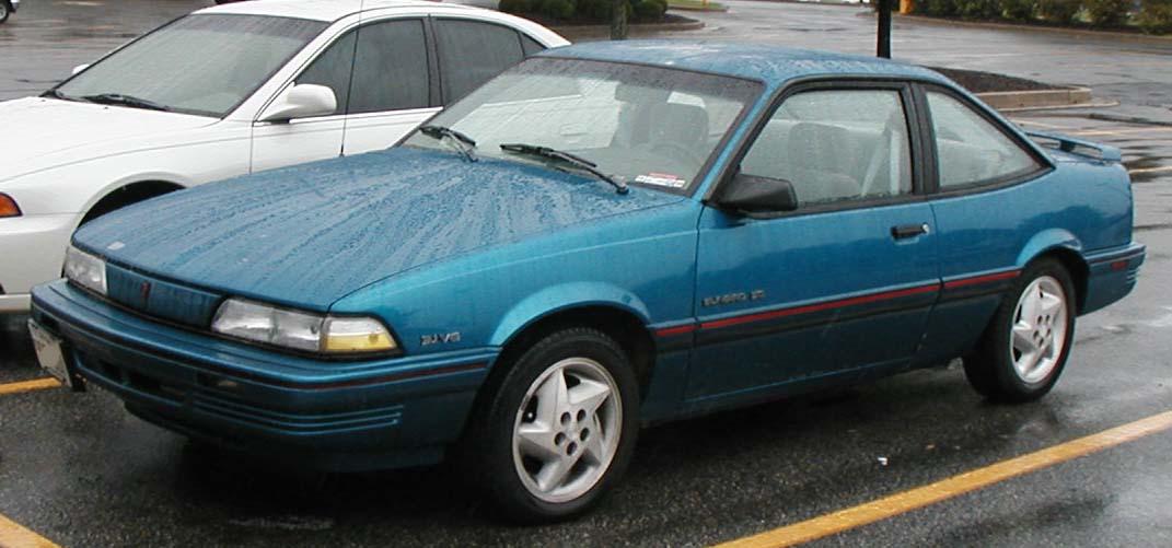 Pontiac Sunbird Coupe