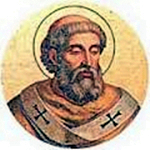 Pope Gregory III 90th Pope of the Roman Catholic Church