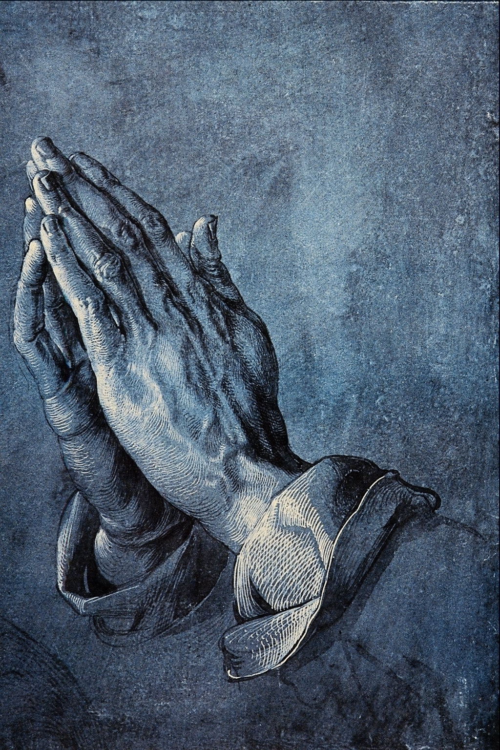 Praying Hands (Dürer); prayers