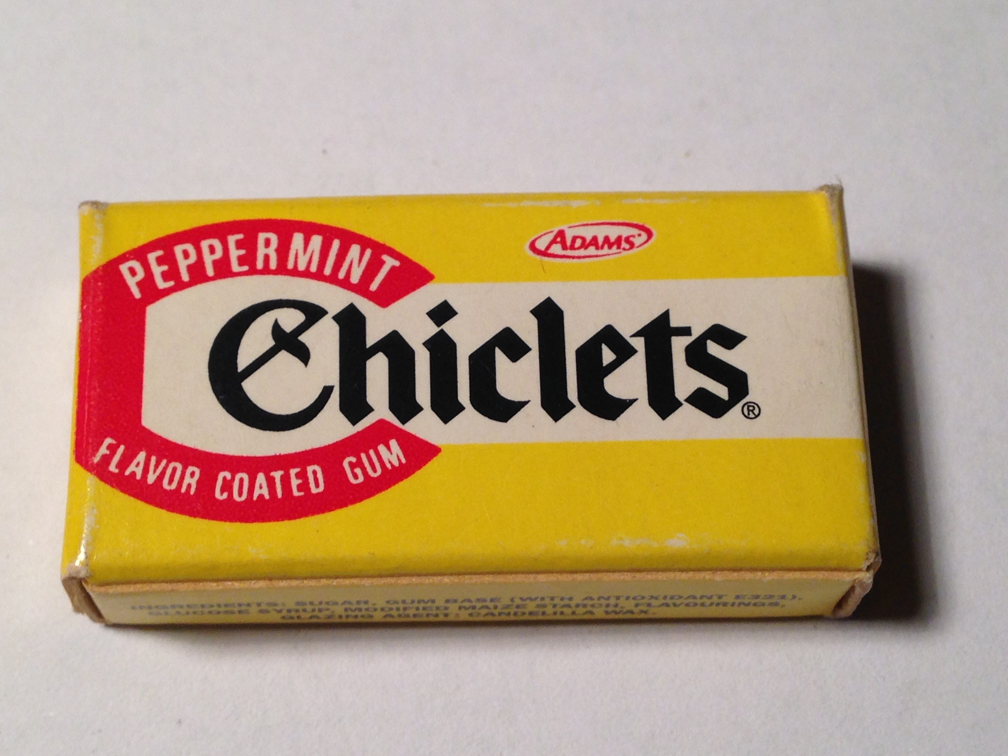 File:Promotional Chiclets.JPG - Wikimedia Commons