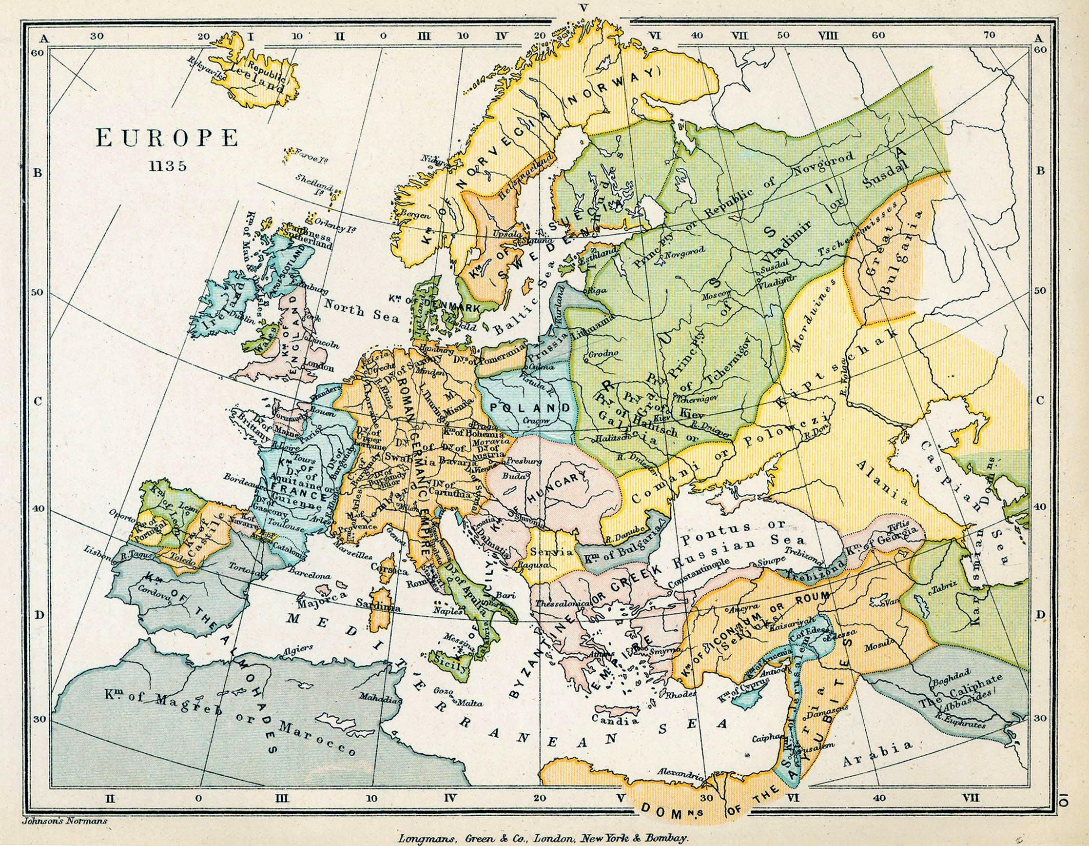 Soil Atlas of Europe