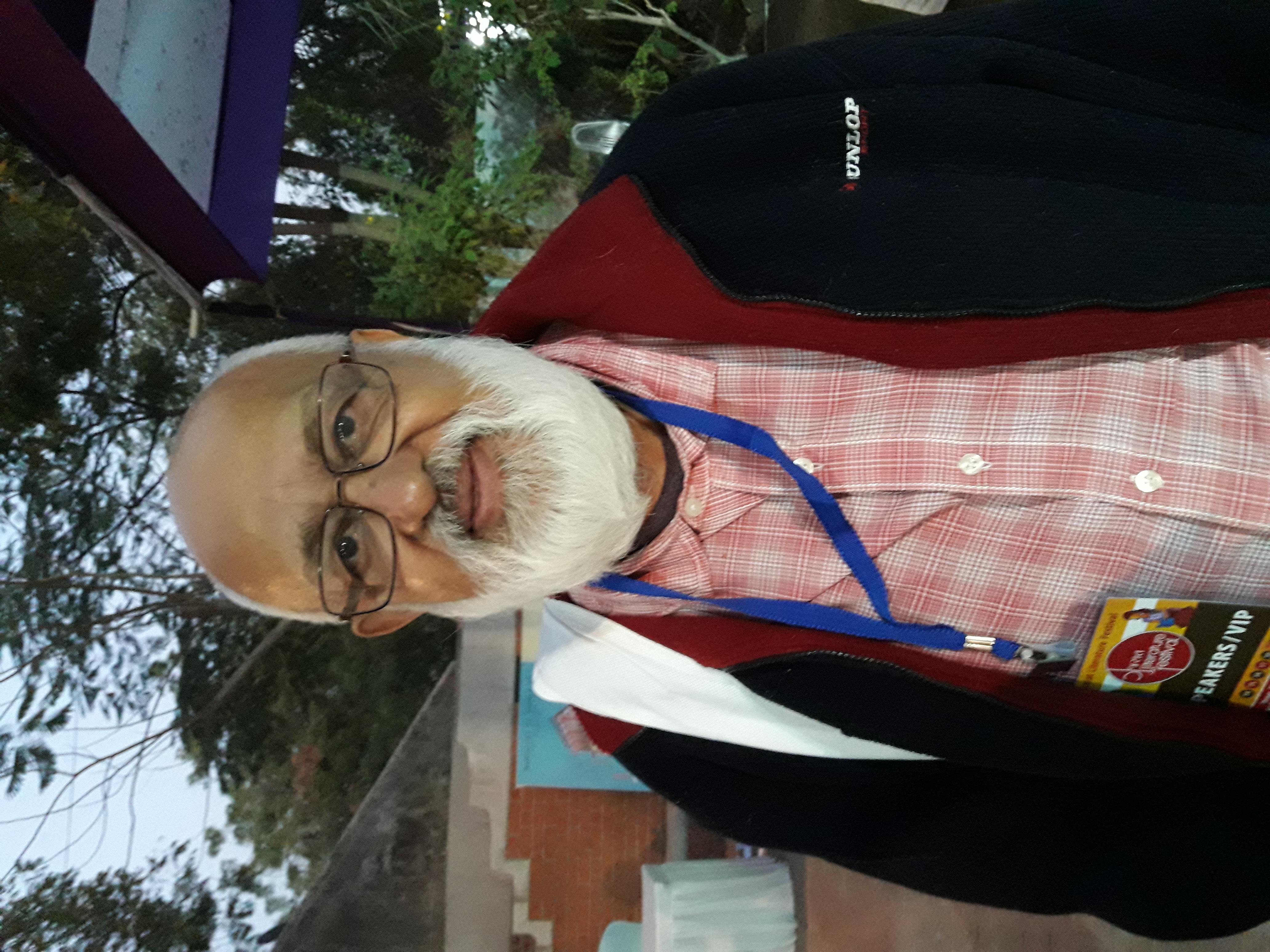 at Gujarati Literature Festival, [[Ahmedabad]] on 16 December 2016