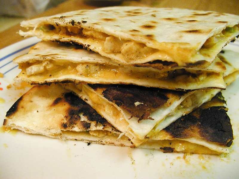 Redondas Mexican Food