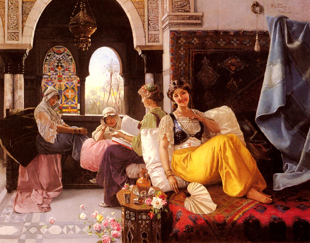 Harem Sultan