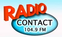 Français : Radio Contact 104.9 FM