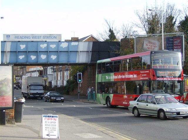 Reading Oxford Road Second Hand Car Tilehurst