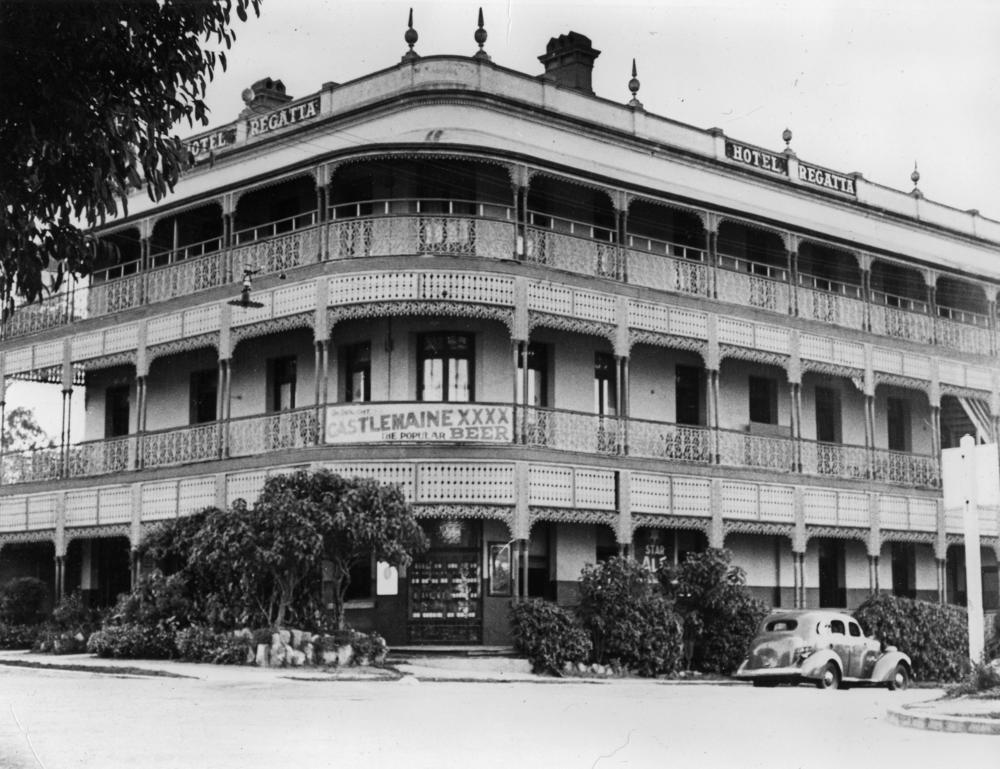V dating history in Brisbane