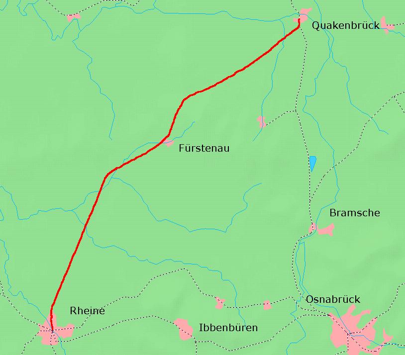 Duisburg Quakenbr 252 Ck Railway Wikipedia