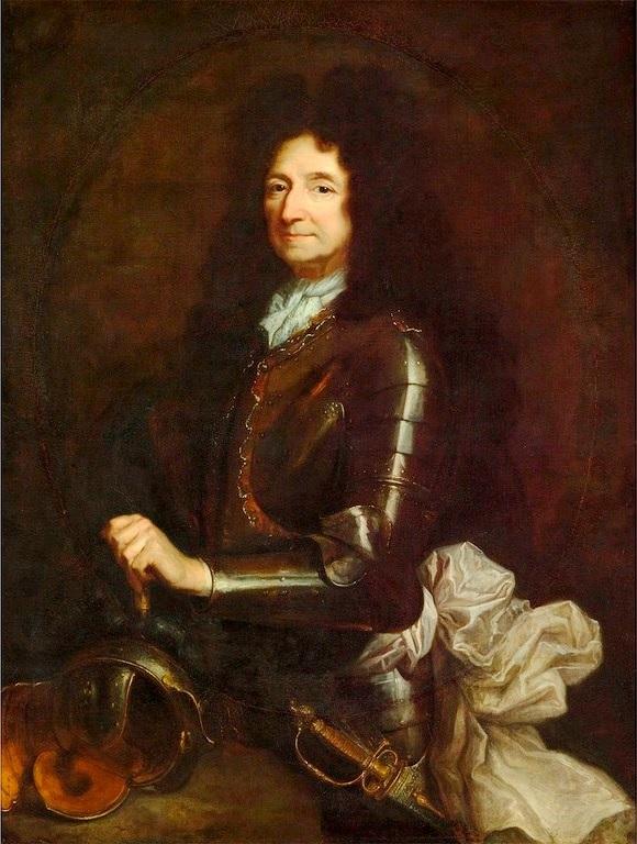 Portret Jana Andrzeja Morsztyna