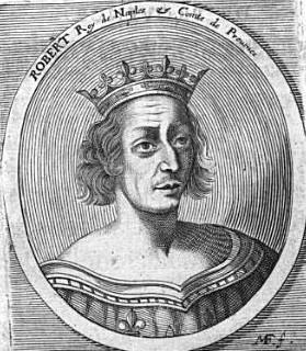 Veja o que saiu no Migalhas sobre Roberto I de Nápoles