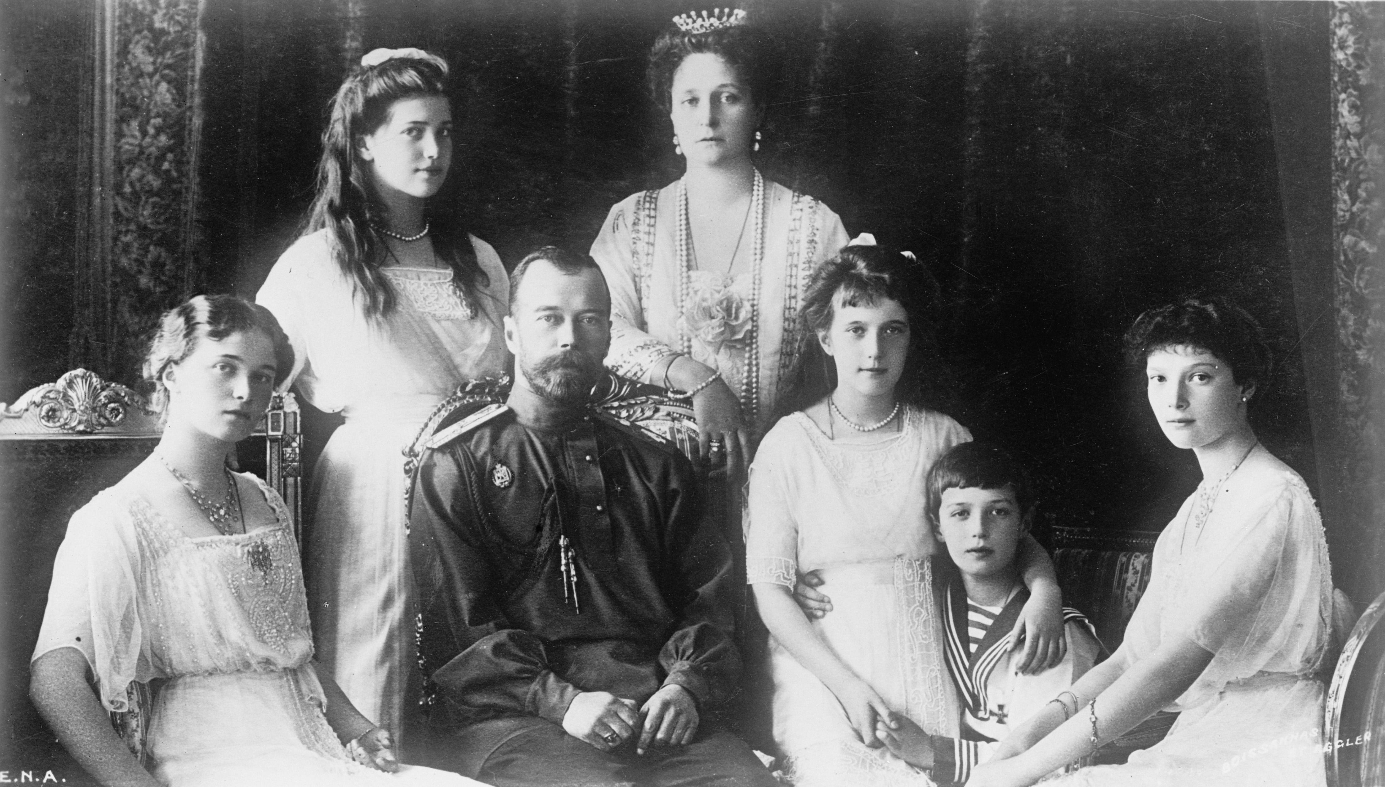 Gobierno de Nicolas Maduro. - Página 5 Romanovs1914
