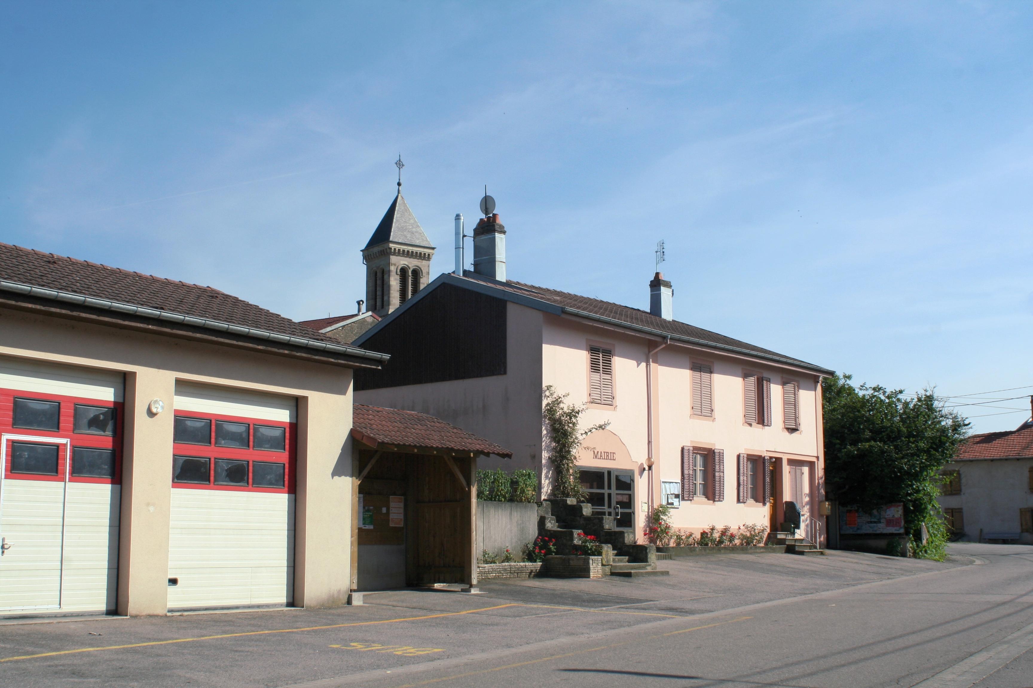 Saint-Gorgon, Vosges