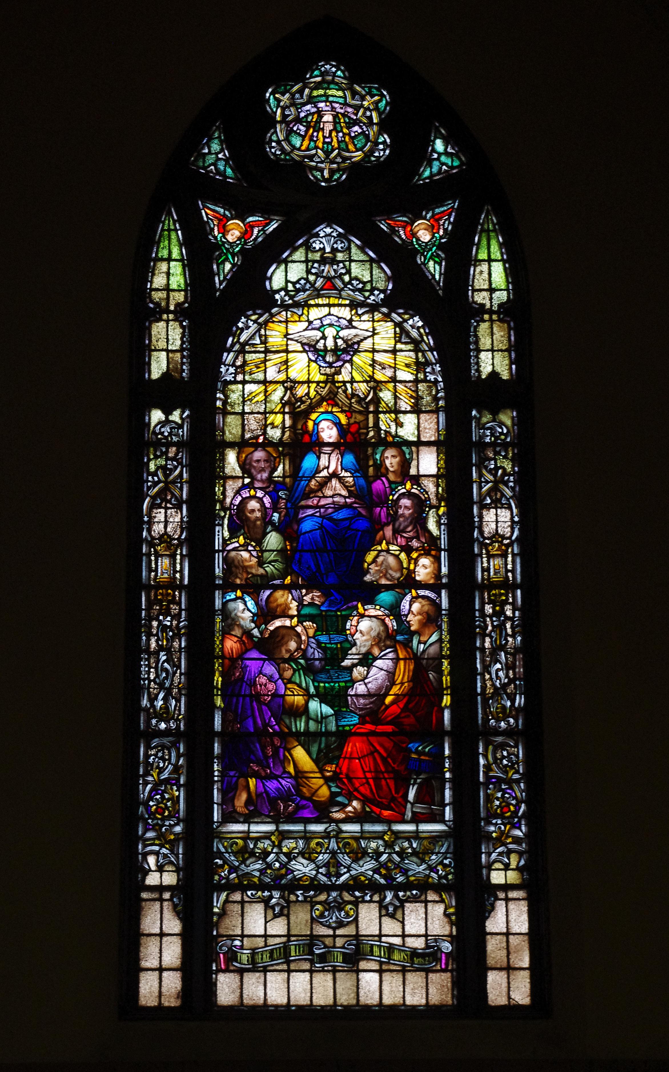 pentecost catholic church 2017