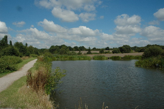 Sankey St.Helens Canal - geograph.org.uk - 40229