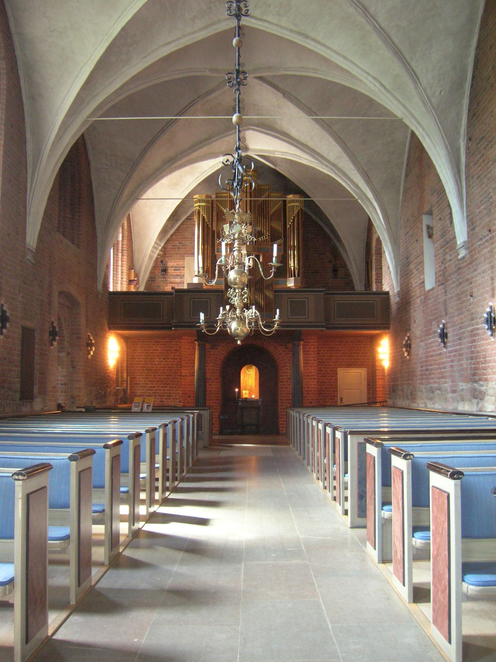 Sankt Peters klosters frsamling - Svenska kyrkan