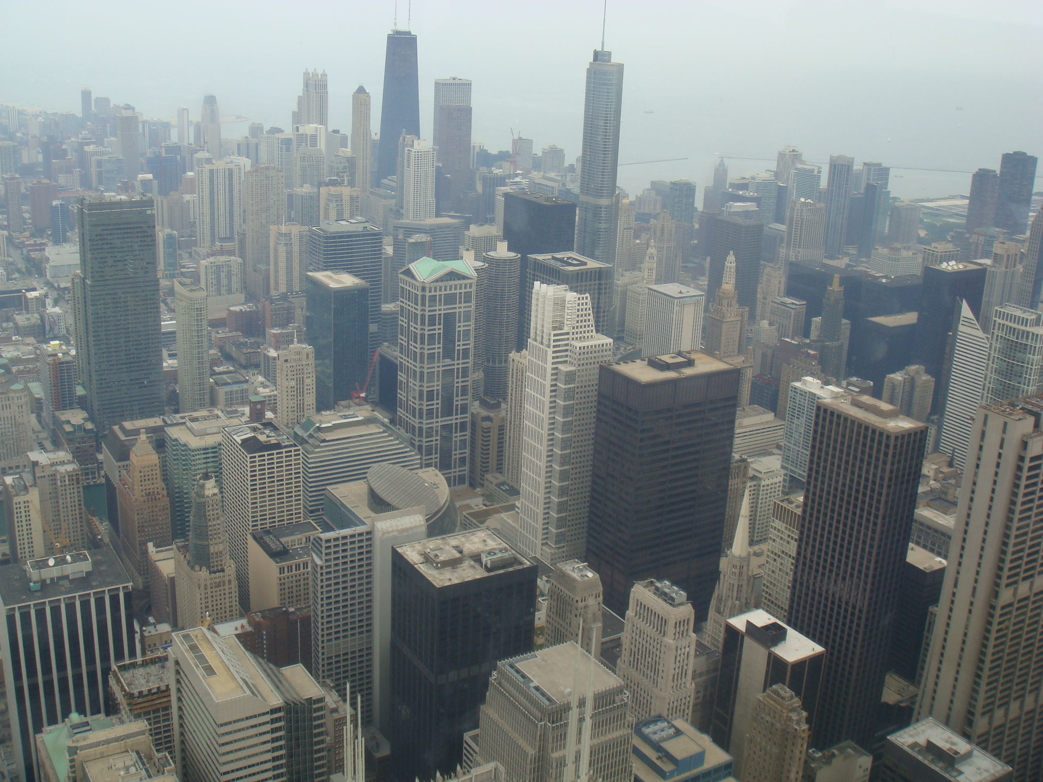 File:Sears Tower (Willis Tower) Observation Deck. Chicago ...