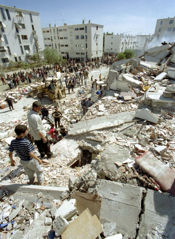 Major Natural Disasters