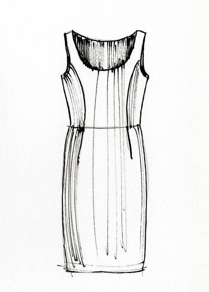 Sheath dress - Wikipedia