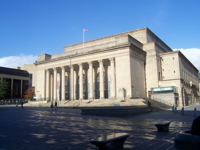 Address Sheffield City Council
