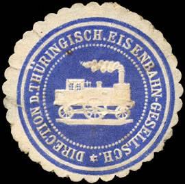 Thuringian Railway Company company
