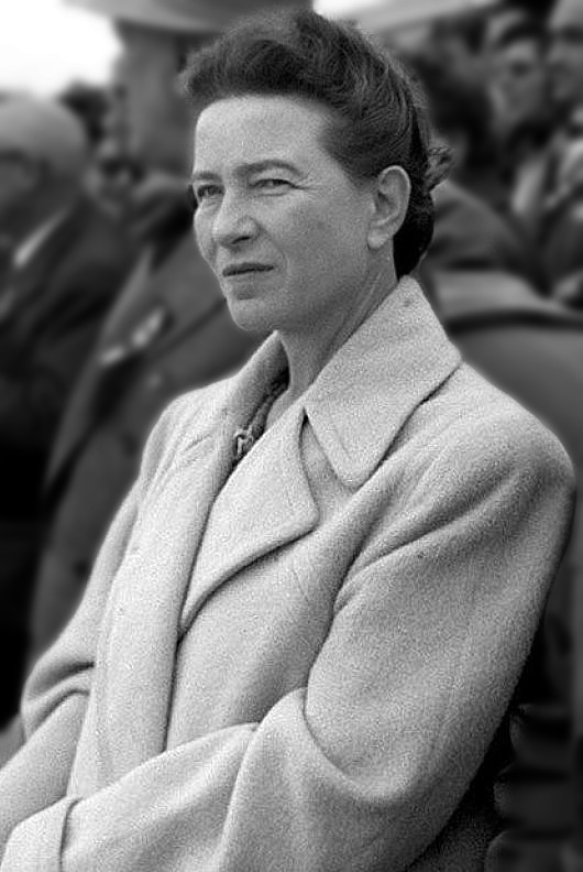 File:Simone de Beauvoir in Beijing 1955.jpg - Wikimedia Commons