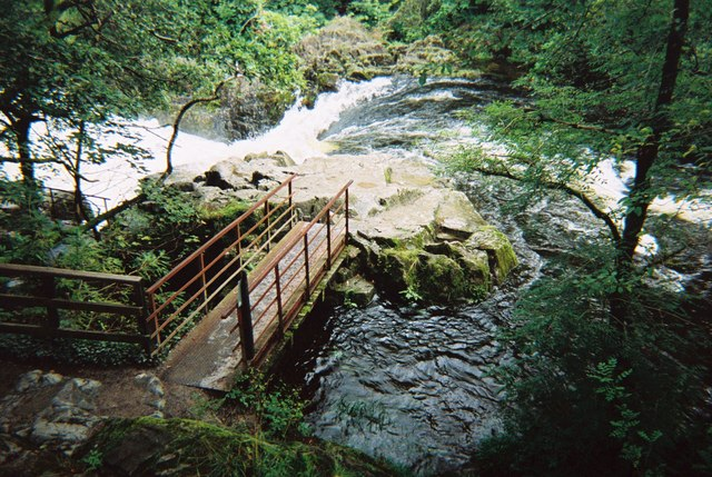 Skelwith Force - geograph.org.uk - 1533227