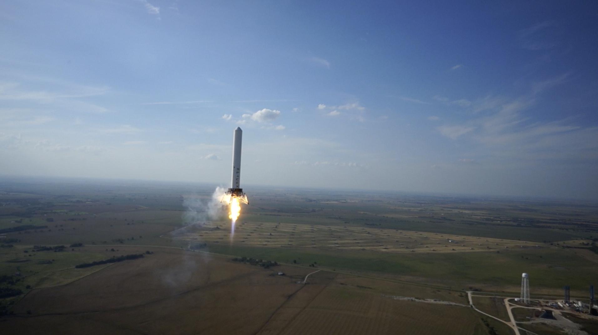 Spacex Texas Tour