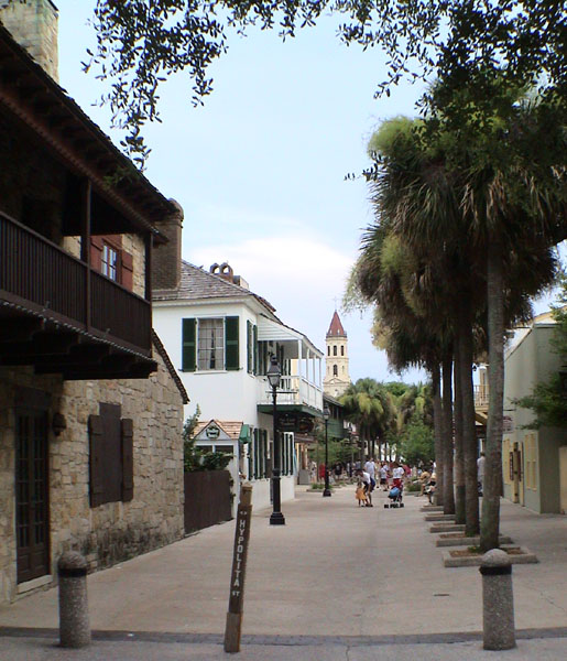 Florida St Augustine Gunstig Hotels