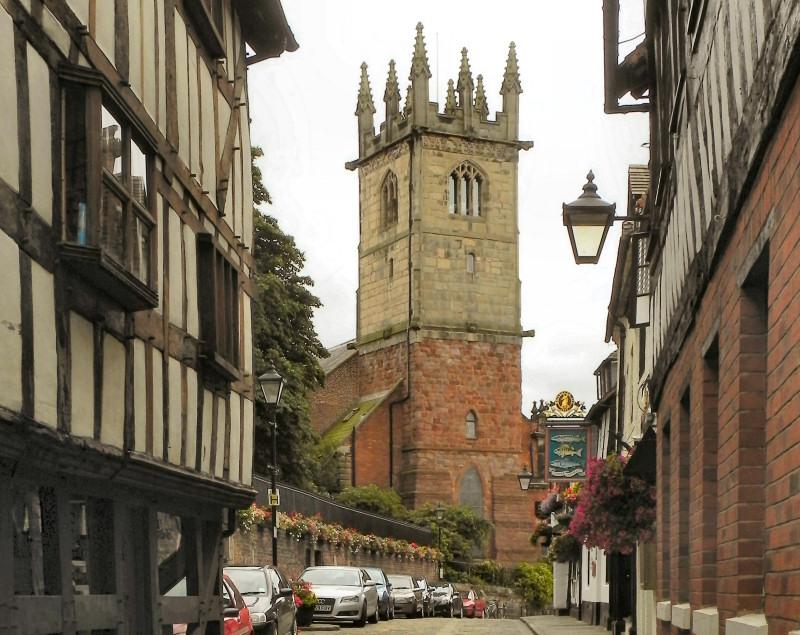 St. Julian's Church, Shrewsbury