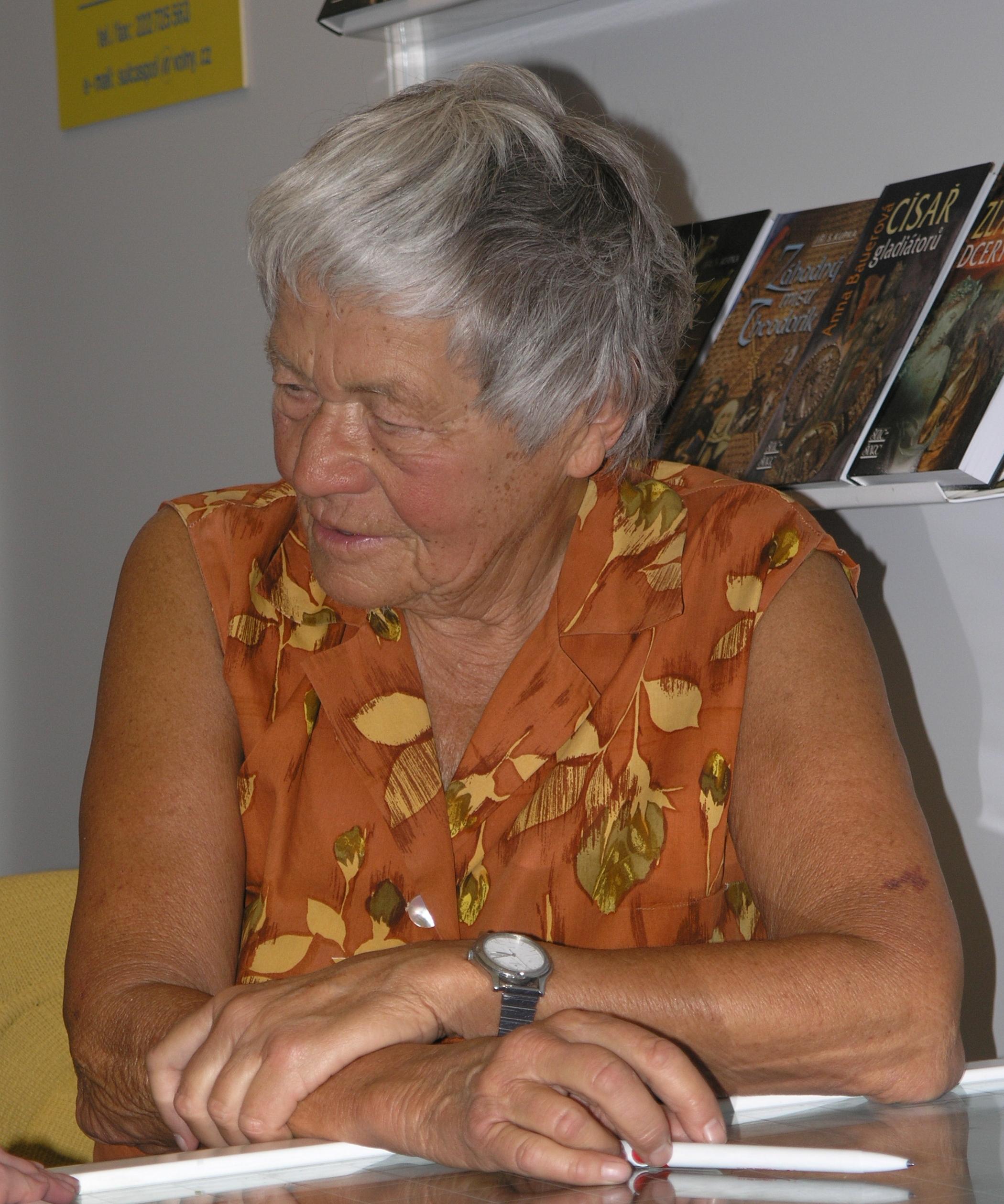 Ludmila Vaňková in 2009