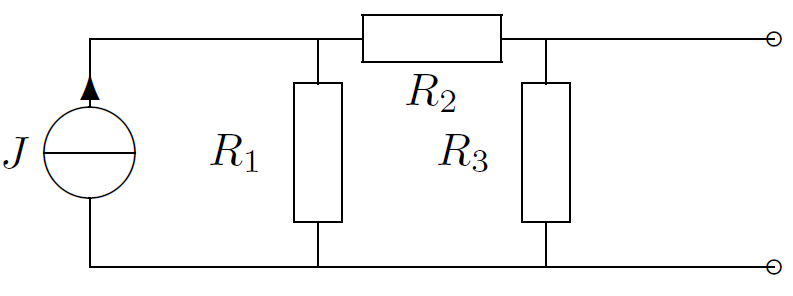 Thévenin equivalent example with current source.png