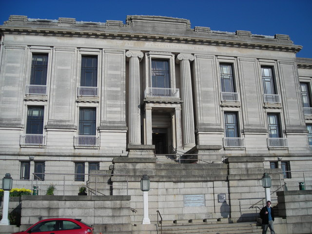 The National Library Of Wales - geograph.org.uk - 381559