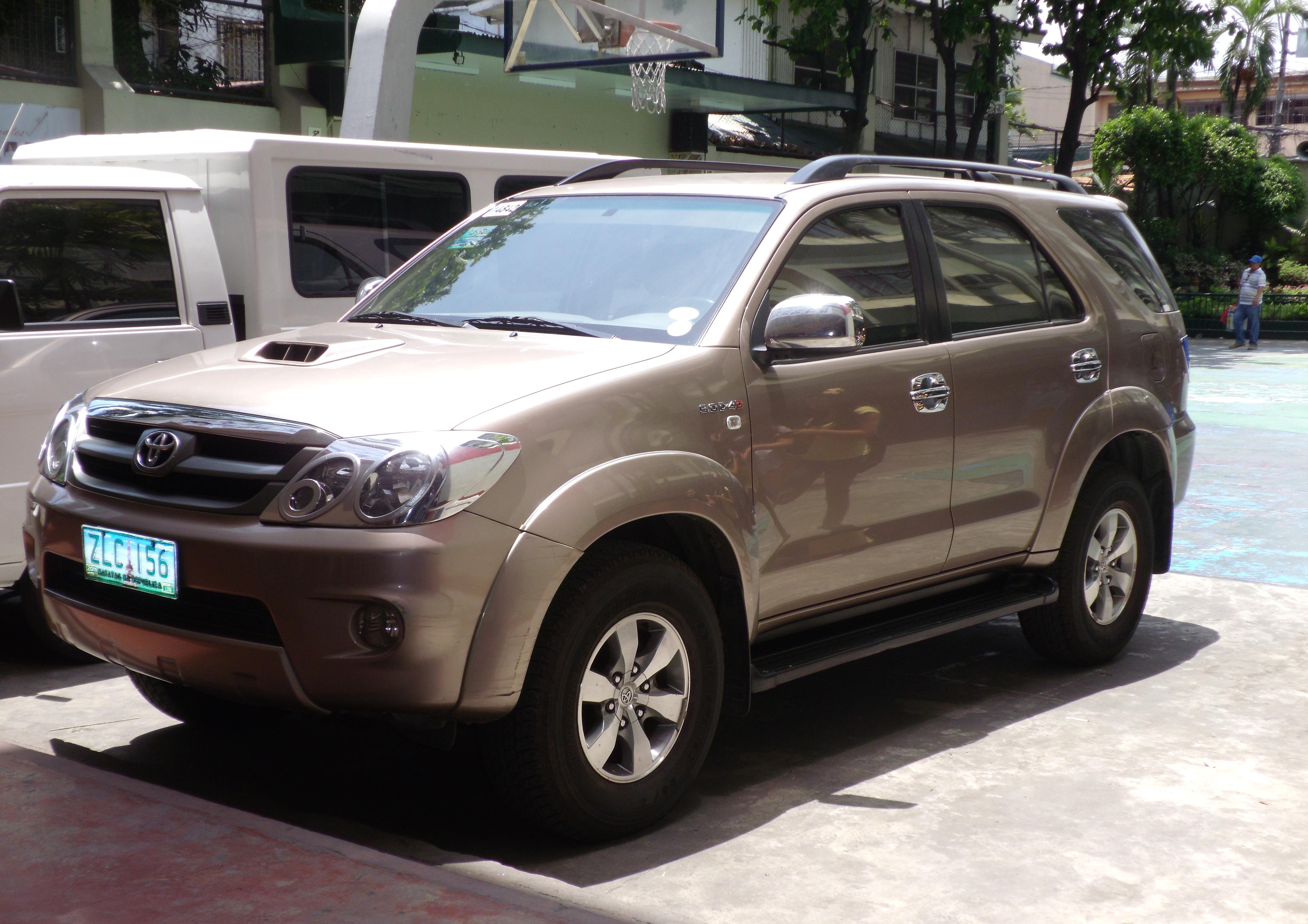 Fortuner philippines autos weblog