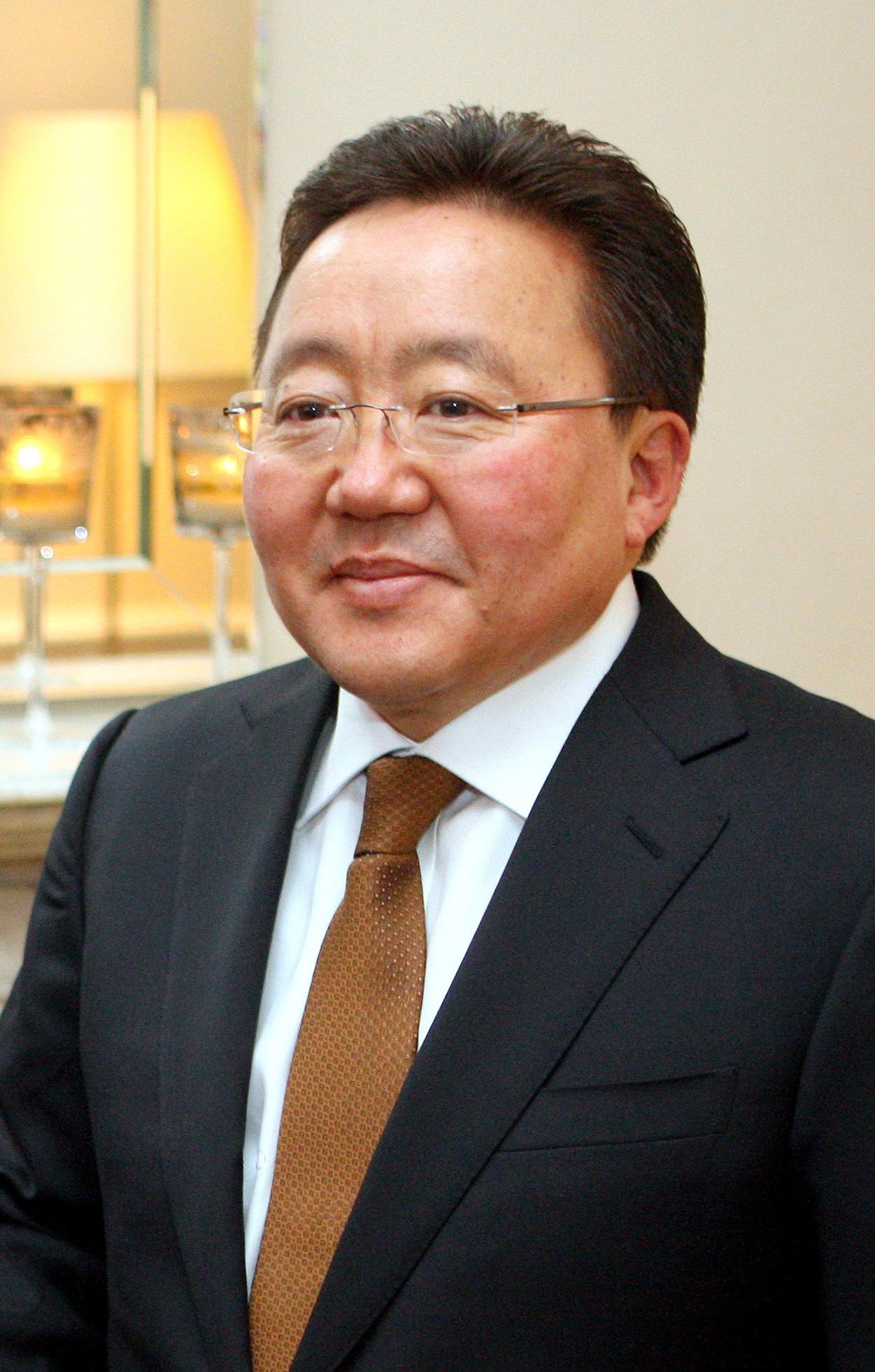 2013 Mongolian presidential election