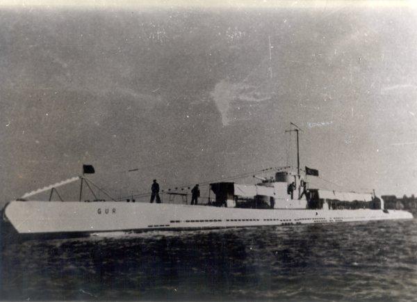 Submarine Gur