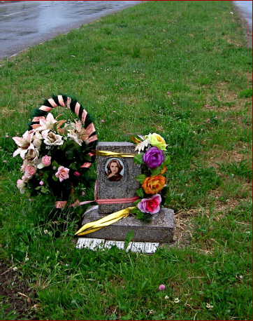 File:Ukrainian roadside memorial.png