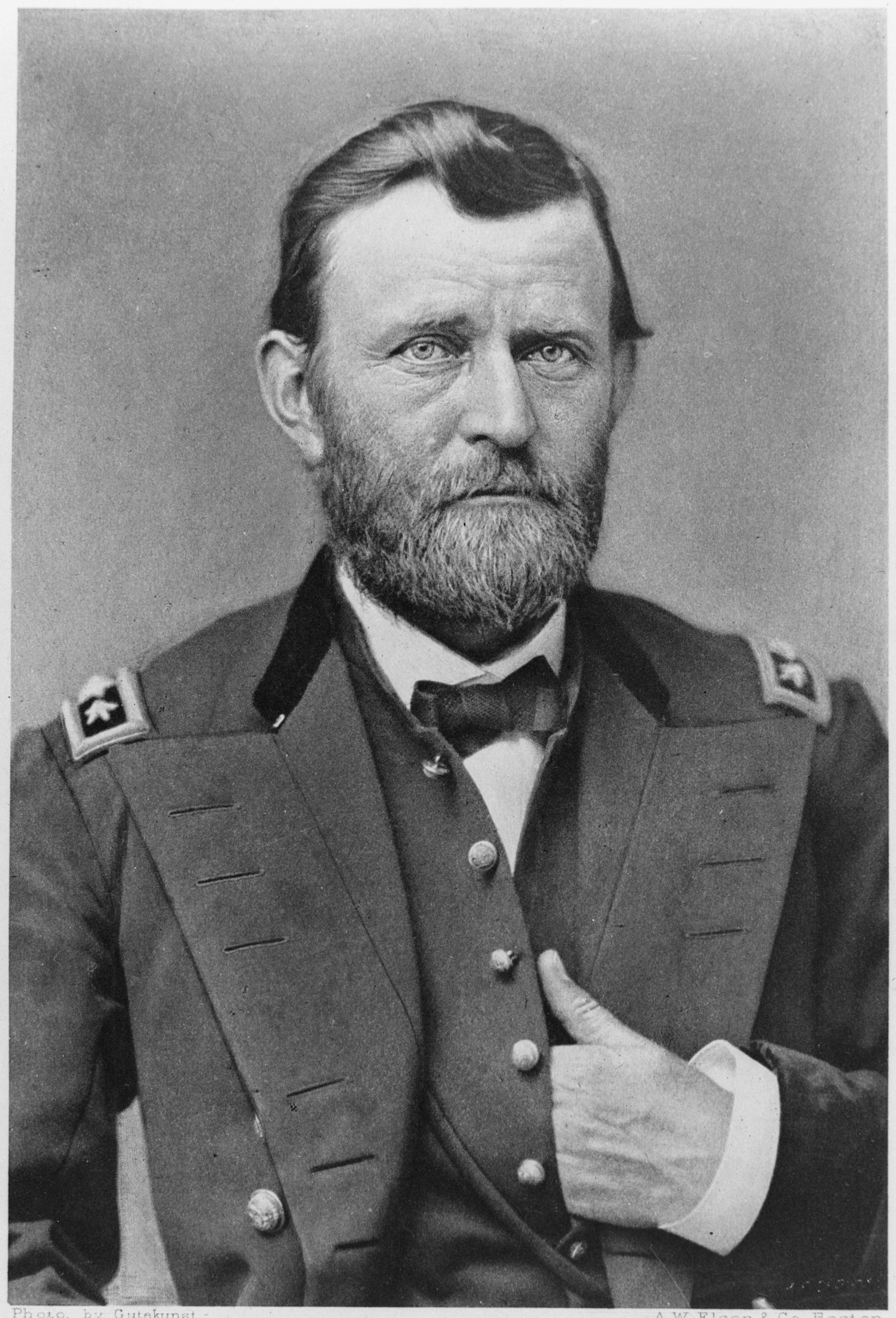 Ulysses S Grant Memorial And Selected Letters