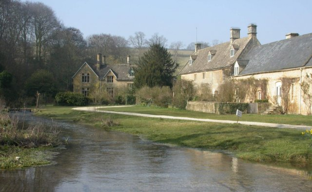 Upper Slaughter - geograph.org.uk - 5489