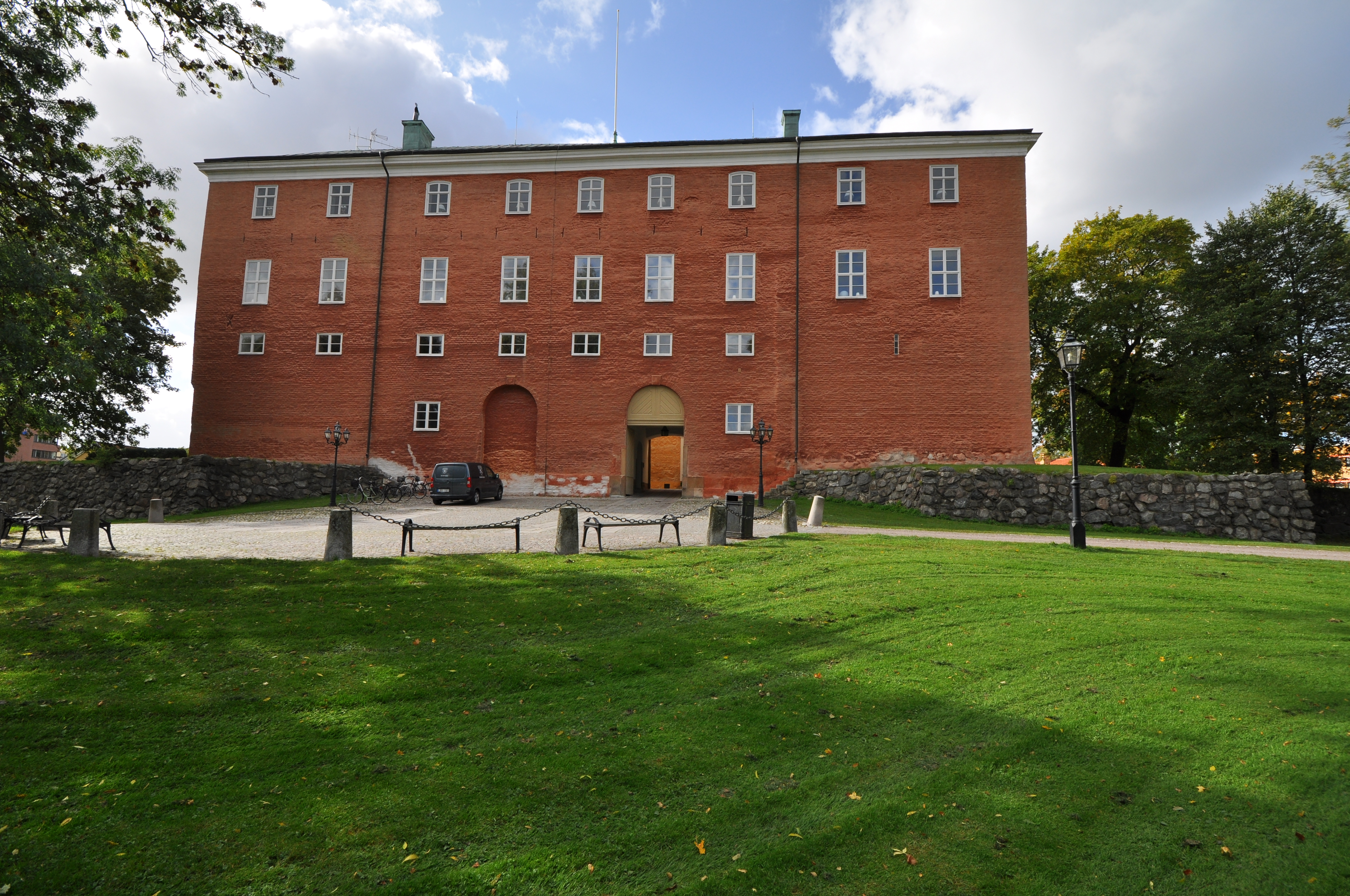 slott västerås kommun