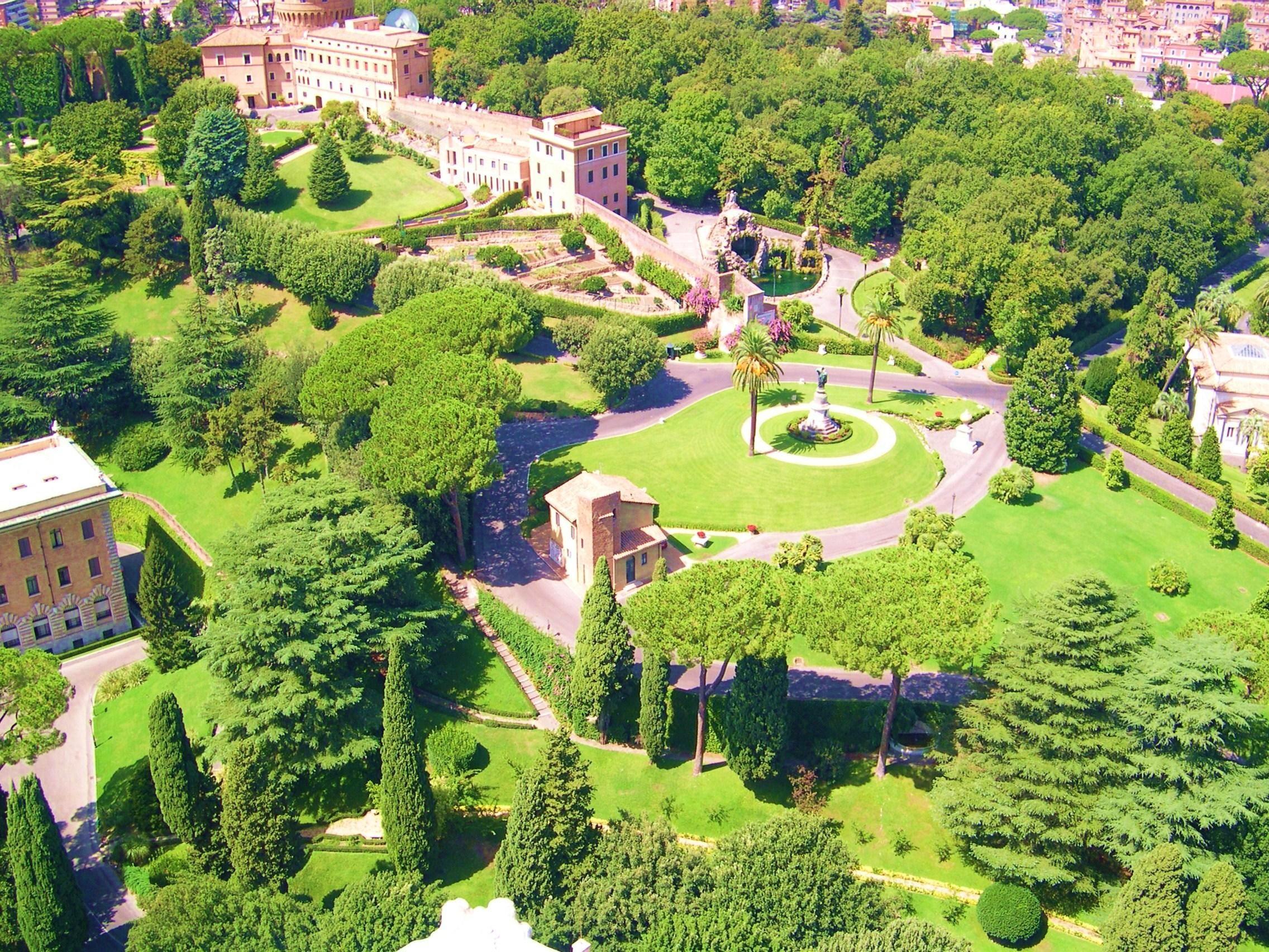 Jardines Del Alberche Of File Vatican Wikimedia Commons